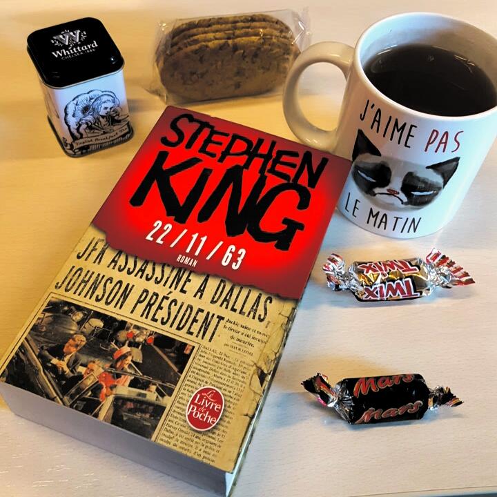 221163 Stephen King
